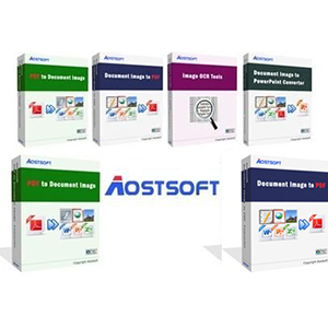 Aostsoft BMP to PDF Converter 1PC