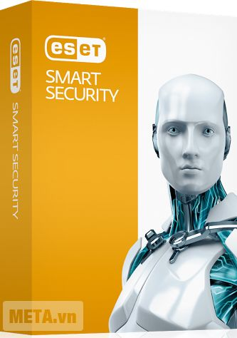 Eset Smart Security - (3 máy / 1 năm)